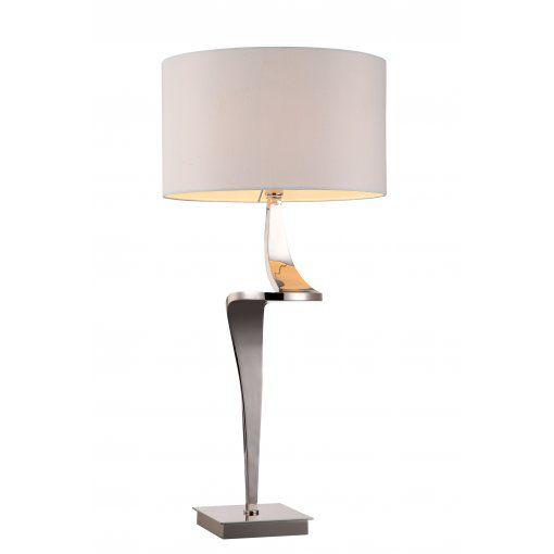 Lampa Birou Nickel Dreapta