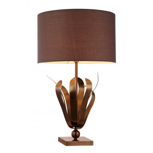 Lampa Birou Eva Antic Cupru