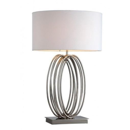 Lampa Birou Harmony Nickel Looped