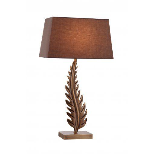Lampa Birou Lia Antic Cupru