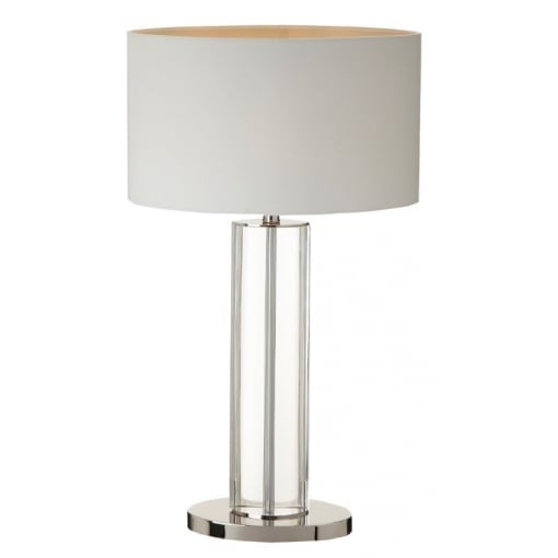 Lampa Birou Nickel Tall