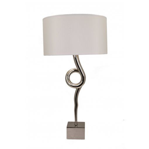 Lampa Birou Nickel Loop