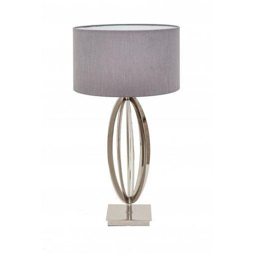 Lampa Birou Olive Nickel