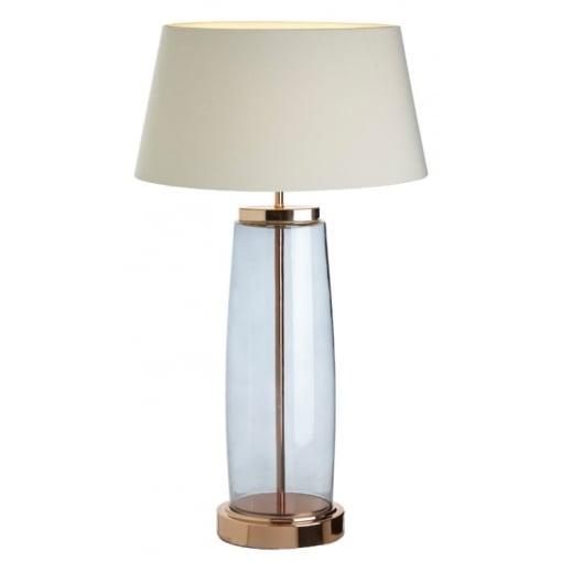 Lampa Birou Villena Sticla Base