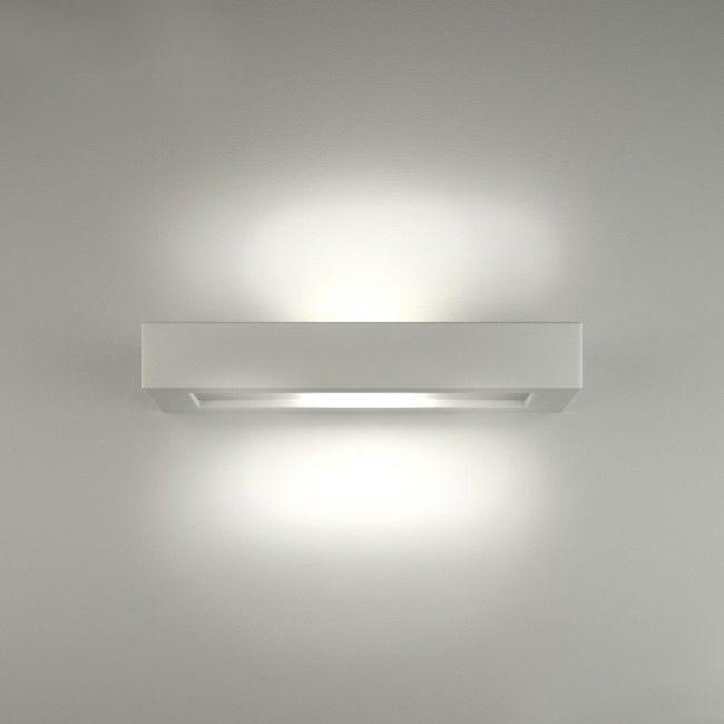 Aplica Lampa Perete Rectangular