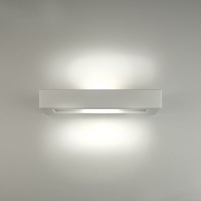 Aplica Led Lampa Perete Rectangular