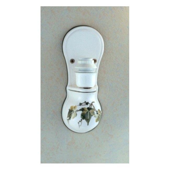Aplica Baza Ceramica Clasic Rustica Perete Intern