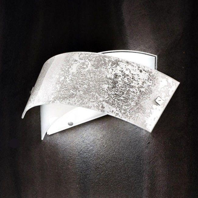 Aplica Led Auriu Argintiu Moderna