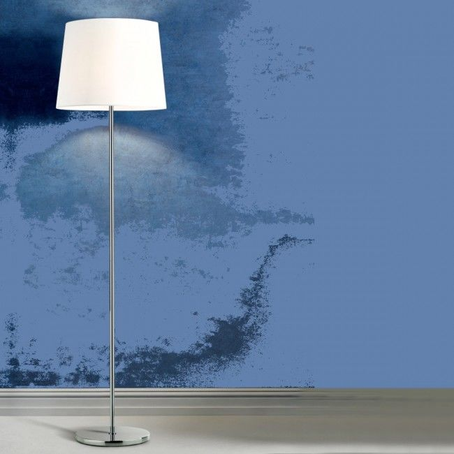 Lampadar Soft Led Diritta Fissa Lampada Modern Intern