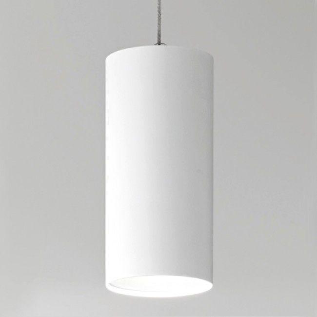 Lustra Led Aluminiu Alb Modern