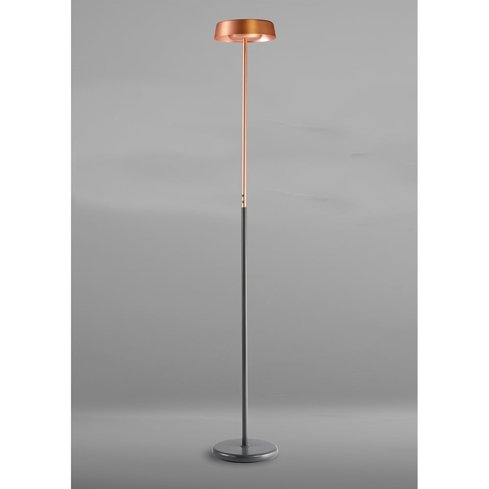 Lampadar Led Cupru Antracite