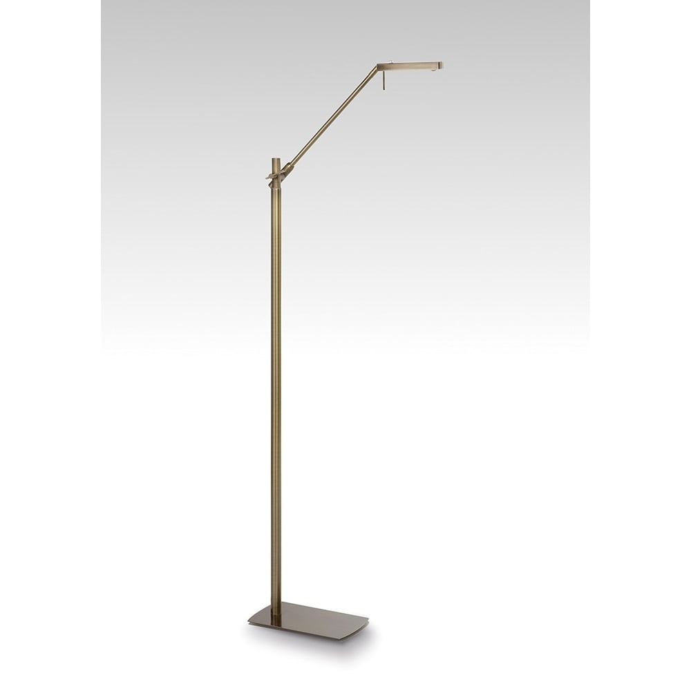 Lampadar Led Antic Cupru