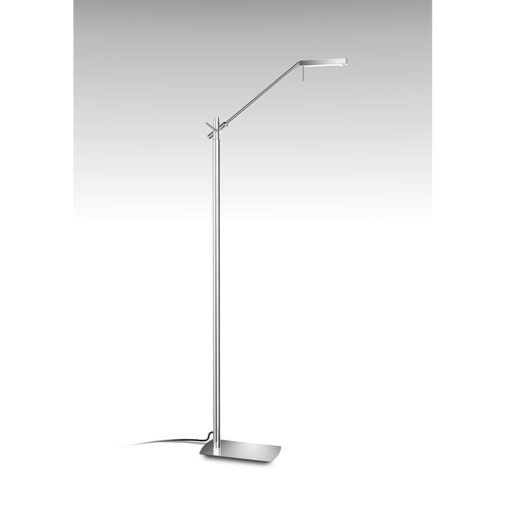 Lampadar Led Crom