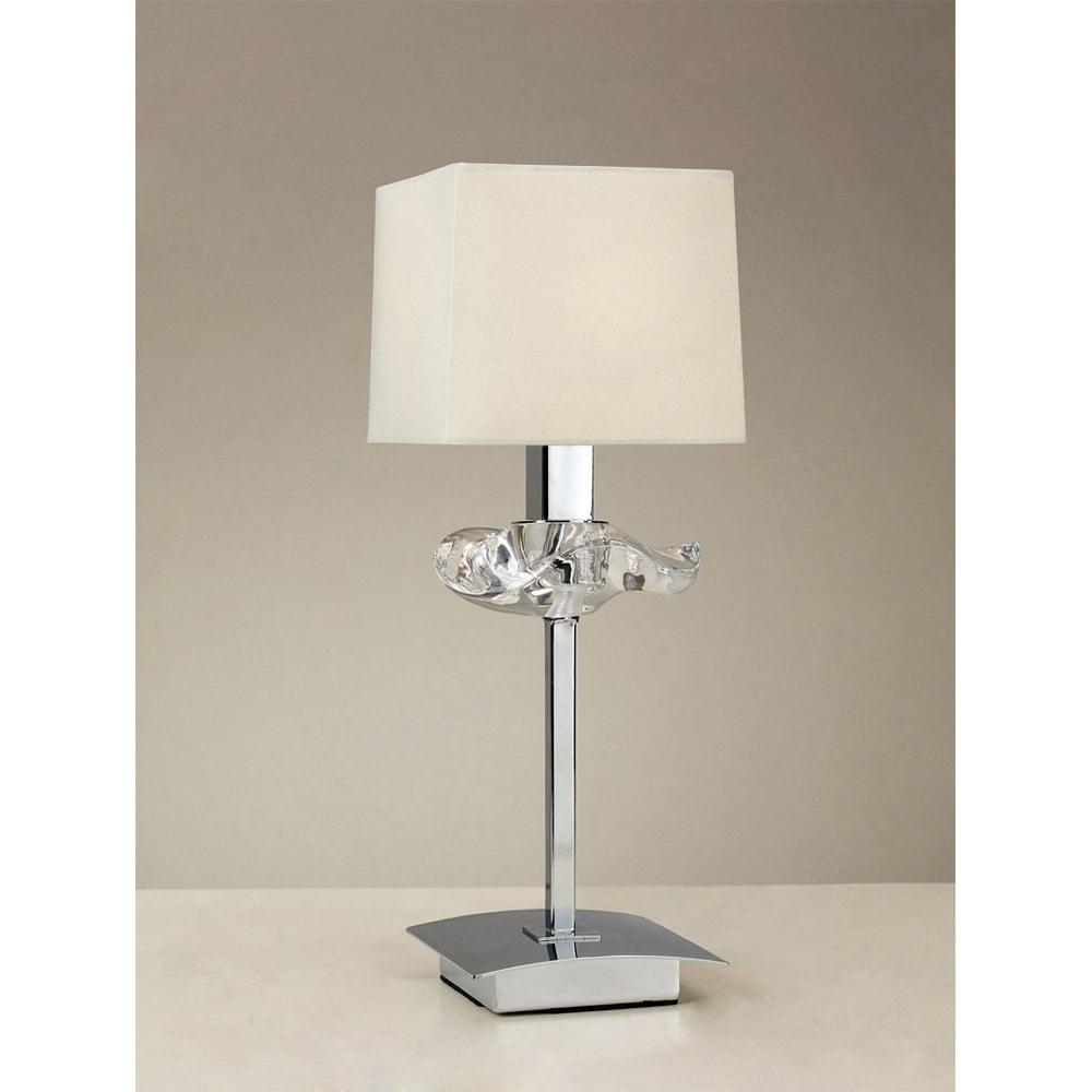 Lampa Birou Crom Light