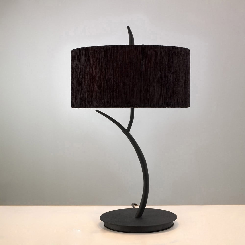 Lampa Birou Anthracite Negru