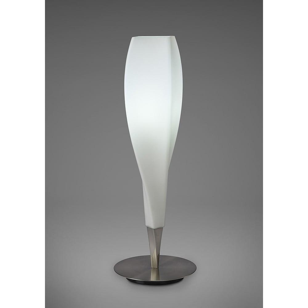 Lampa Birou Satin Nickel