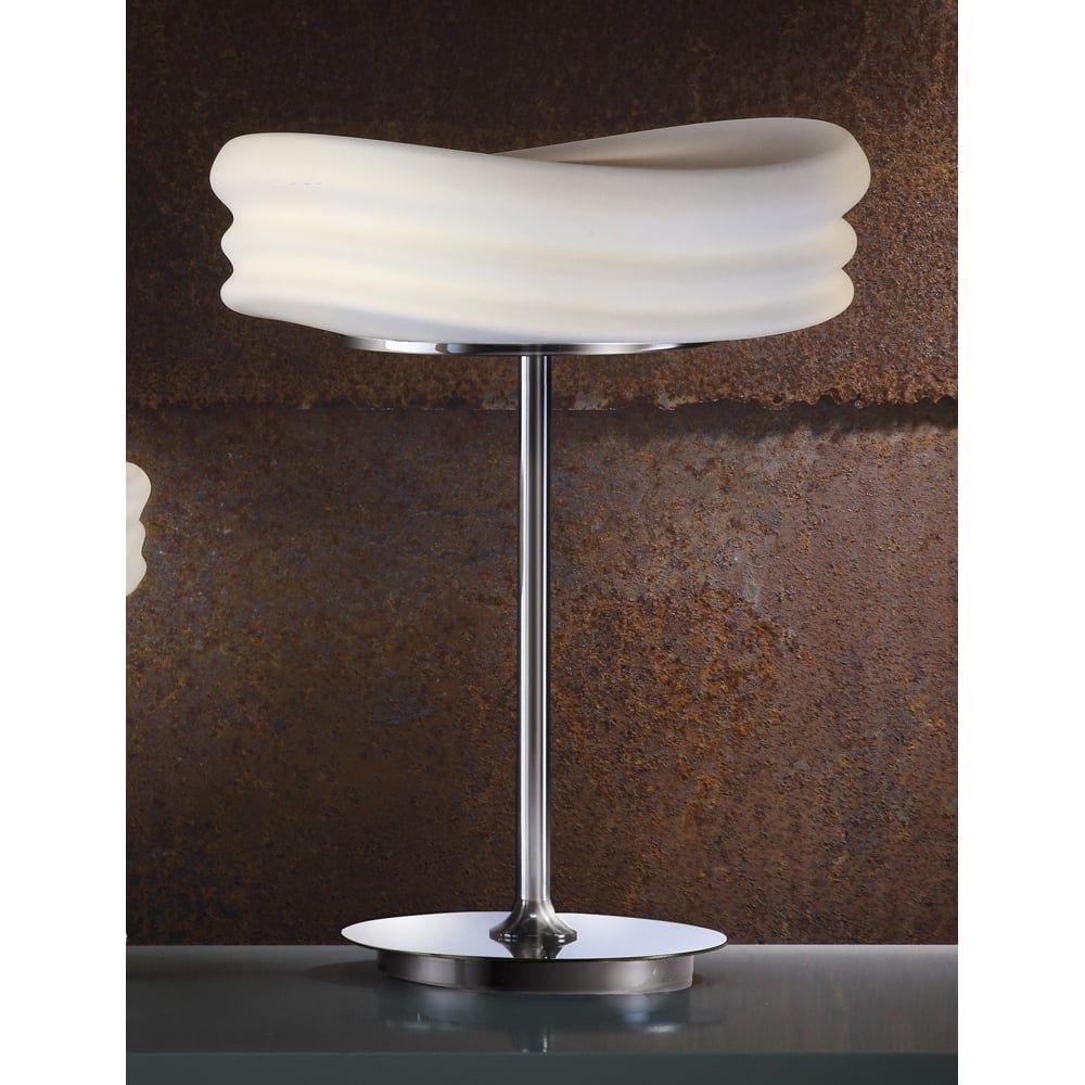 Lampa Birou Mare Crom