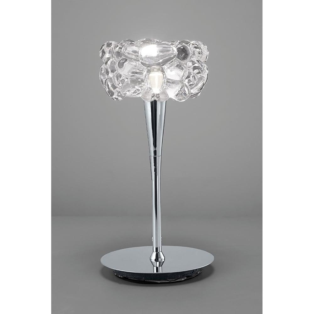 Lampa Birou Crom
