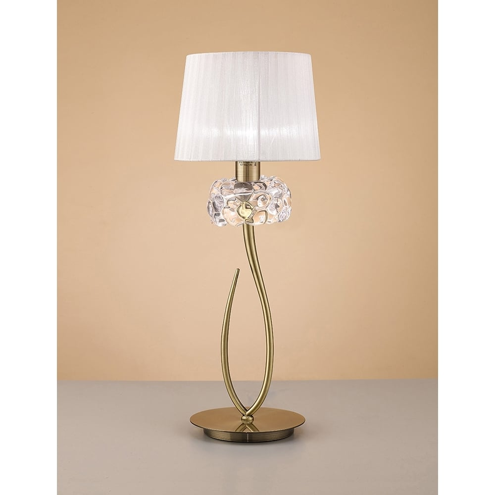 Lampa Birou Antic Cupru