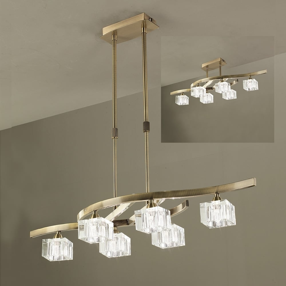 Lustra Telescopic Light