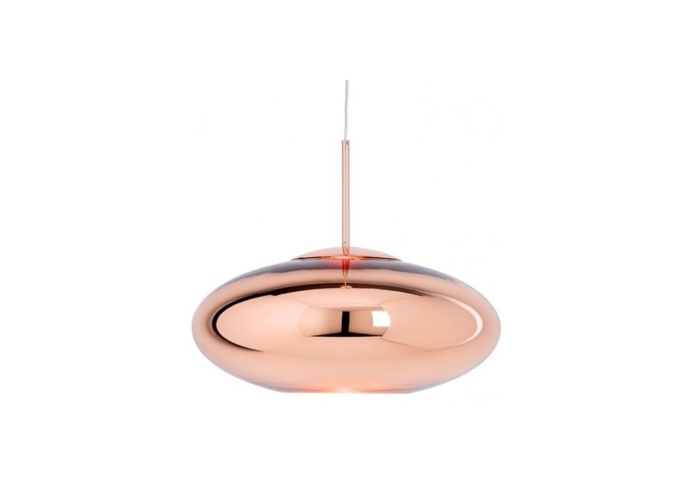 Lustra Cupru Wide Lamp