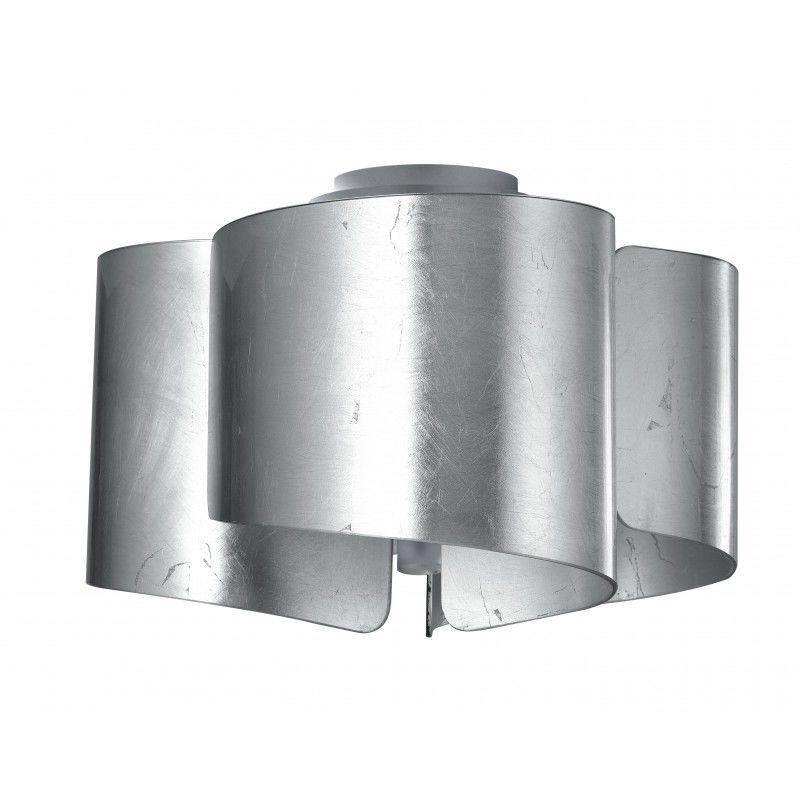Plafoniera Argintiu