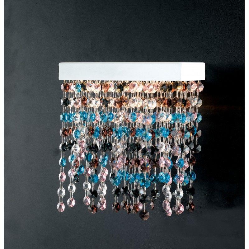 Aplica Led Luxury Led Cristal