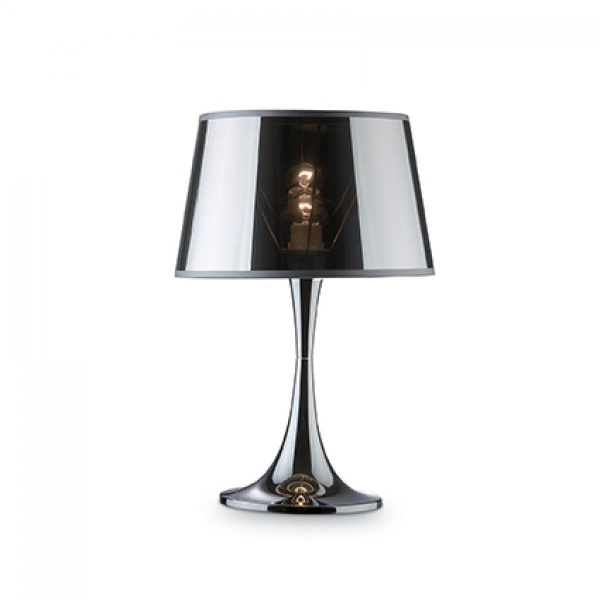 Lampa Birou Cromo