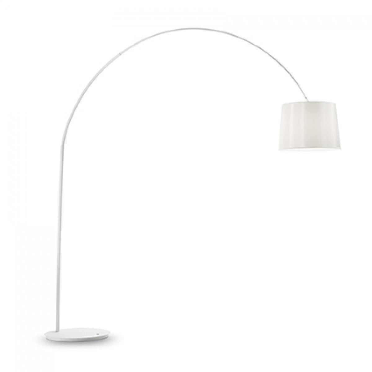 Lampadar Total Alb
