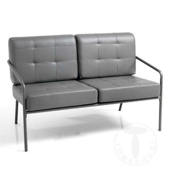 Canapea Fixa Gri