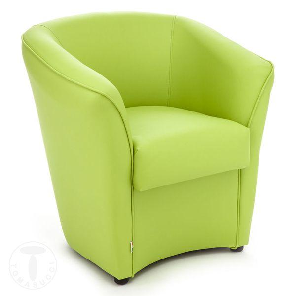 Fotoliu Clasic Verde