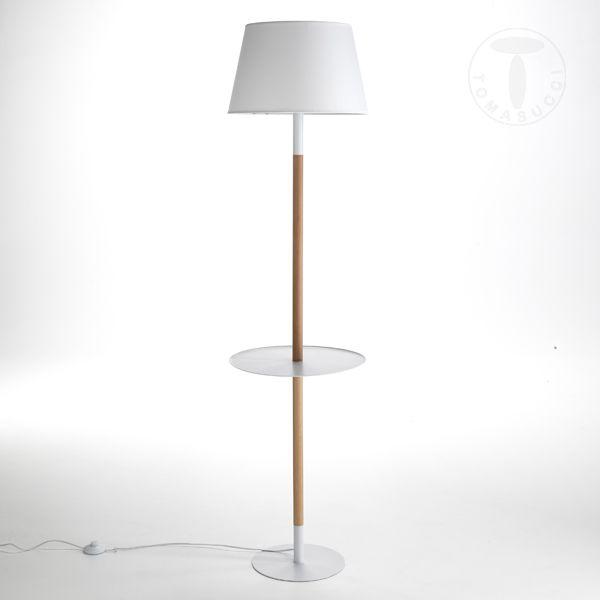 Lampadar Rotund