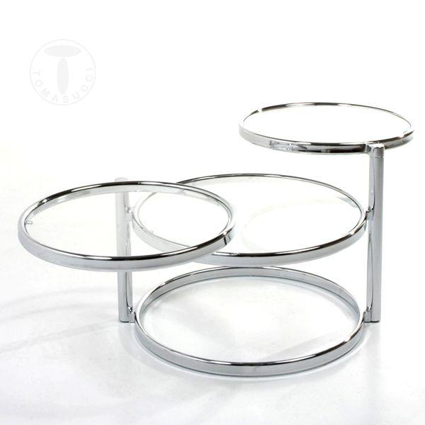 Masuta Cafea Three Rings